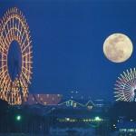 満月のマリナタウン